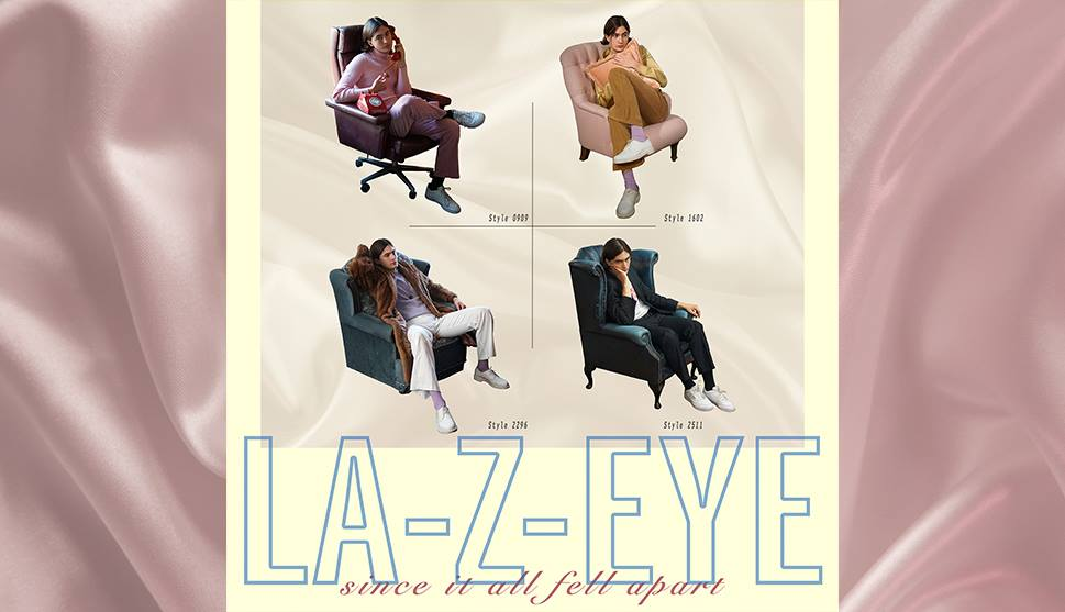 First Listen | La-Z-Eye - Since It All Fell Apart - BRISTOL