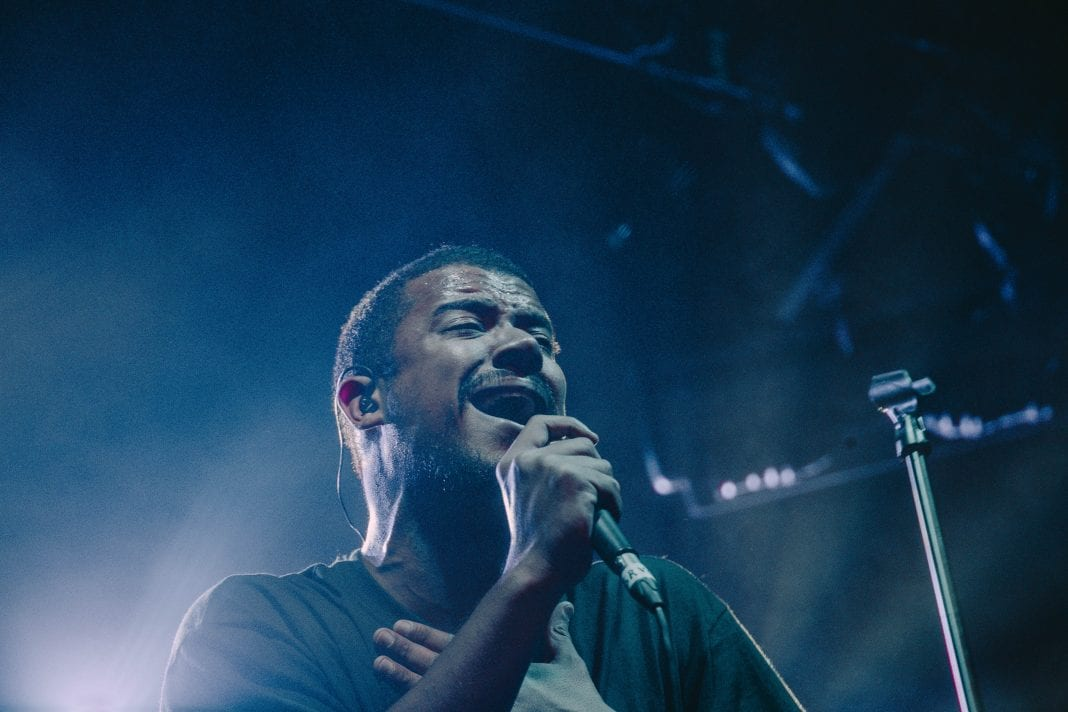 Raleigh Ritchie // Photoset - BRISTOL IN STEREO